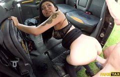 Porno Video Taksi Şoförü Sert Becerdin