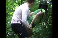 Seksi Kedİ Alınan Için Bu Orman Nerede O Olur Fucked Gelen Arkasında