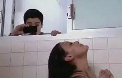 Spermada Pussies Filmler Onu Ile Cep Telefonu Seks Içinde Bu Duş