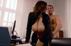 Xxx Movies With Big Lindicu Sex In The Office With A Mature With Tits Left