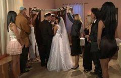 Siyah Porno Filmleri Bir Gelin Düğün Sapık Sonra Becerdin