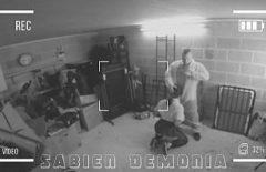 Garajda Seks Yaparken Romenler Gizli Kamera Tarafından Çekildi