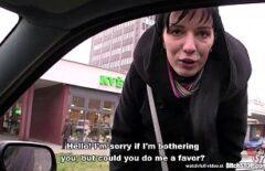Çekilmiş Kadınlarla Arabada Becerdin Bir Porno Filmi İstiyorum