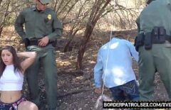Rusya'da Polis Güçleri Tarafından Becerdin Ormanda Onlara Tecavüz Ettiler